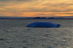 Eisberge vor Nordauslandet