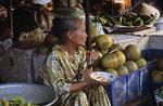 Markt, Nam Pan,  Inle-See