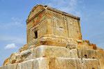 Pasargadae, Grabmal des Kyrus