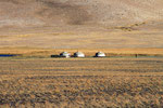Kirgisenjurten im Pamir, Tadschikistan