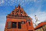 Pekunas-Haus, Kaunas, Litauen
