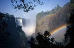 Victoria Fälle des Sambesi, Zimbabwe