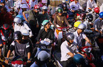 Ho-Chi-Minh-Stadt, Vietnam