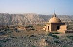 Friedhof, Pamir-Plateau, Provinz Xinjiang, VR China