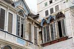 Detail vom Rathaus, Georgetown, Guayana