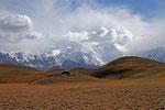 Pik Lenin (7.134 m), Transalai-Kette, Kirgistan