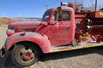 Oldtimer-Feuerwehr, Keeler Ghost Town, Kalifornien