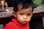 Hmong-Junge, Laos