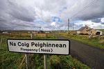 Fivepenny, Nordwestküste Schottland