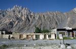Passu, Karakorum, Pakistan