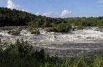 Karuma Falls, Victoria Nil, Uganda