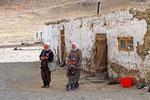 Hirtenansiedlung im Pamir, Tadschikistan