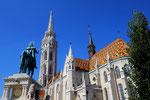 Matthiaskirche, Budapest, Ungarn