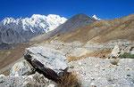 Karakorum Highway bei Gulmit, Pakistan