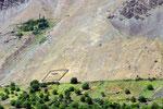 Terrassenfelder, Badakshan, Afghanistan