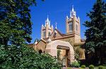 Kirche San Felipe de Neri, Albuquerque, New Mexico