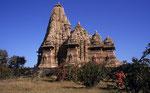 Kandariya-Mahadeva-Tempel, Khajuraho