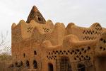 Lehm-Moschee, Kombissiri, Burkina Faso