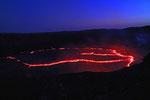 Vulkankrater Erta Ale, Äthiopien