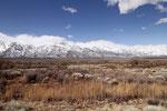 Sierra Nevada bei Lone Pine, Kalifornien