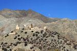 Burgruine bei Shigatse, Tibet