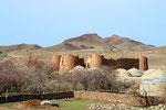 Alte Zitadelle bei Varzaneh