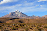 Vulkan Isluga (5.530 m), Nationalpark Volcan Isluga, Chile