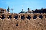 Altstadt von Kashgar, Provinz Xinjiang, VR China