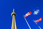 Fernsehturm, Toronto, Ontario, Kanada