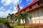 Dorfkirche Iragoubo, Französisch Guayana
