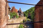 Kaysersberg, Elsass, Frankreich