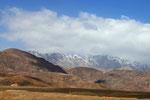 Landschaft im Zagros-Gebirge