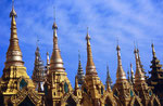 Swedagon Pgode, Rangoon