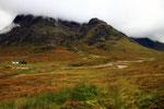 Landschaft bei Clencoe