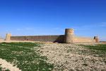 Alte Zitadelle in der Nähe von Isfahan