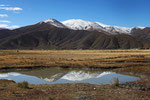 Landschaft bei Chuksar, Tibet