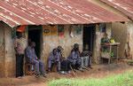 Bwindi, Uganda