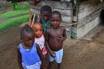Jaw Jaw, Upper Suriname River, Surinam