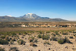 Vulkan Guallatiri (6.071 m),  Nationalpark Lauca, Chile