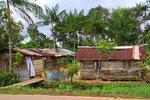Dorfhäuser, Surinam