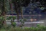 Sangha-Fluss, Bomassa, Republik Kongo