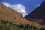 Blick zum Hindukusch, Wakhan-Korridor, Afghanistan