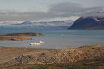 Lieftefjorden,  Haakon VII Land