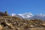 Sarebung Pass (6.346 m), Mustang