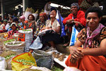 Markt, Mount Hagen, Western Highlands