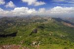 Blick von der Citadelle La Ferriere, Haiti