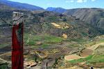 Felder in den Anden