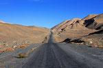 Pamir Highway nördlich Karakul-See, Pamir, Tadschikistan