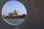 Kirche Redentore, Venedig, Italien