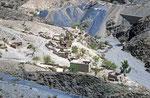 Siedlung am Khaiber-Pass, Pakistan